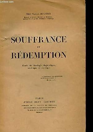 SOUFFRANCE ET REDEMPTION: FRANCIS MUGNIER