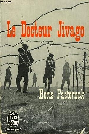 LE DOCTEUR JIVAGO: PASTERNAK Boris