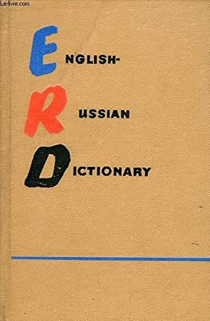 THE LEARNER'S ENGLISH-RUSSIAN DICTIONARY, FOR ENGLISH-SPEAKING STUDENTS: FOLOMKINA S., WEISER