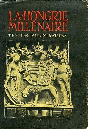 LA HONGRIE MILLENAIRE, TEXTES ET ILLUSTRATIONS: RADISICS ELEMER