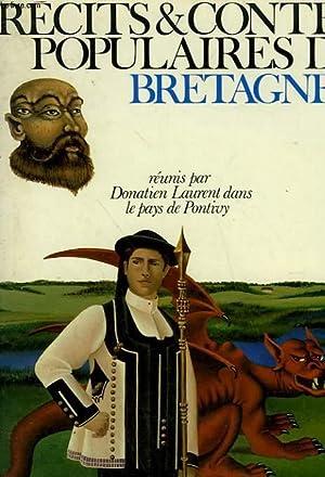 RECITS ET CONTES POPULAIRES DE BRETAGNE TOME 1.: LAURENT DONATIEN.