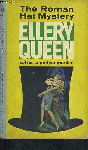 THE ROMAN HAT MYSTERY: ELLERY QUEEN