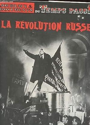 JOURNAUX DU TEMPS PASSE : 12 REPRODUCTIONS DE JOURNAUX PARUS DURANT LA REVOLUTION RUSSE. LE JOURNAL...