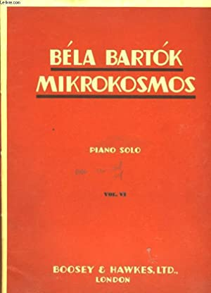 Mikrokosmos, Book I: Canon at the Lower Fifth