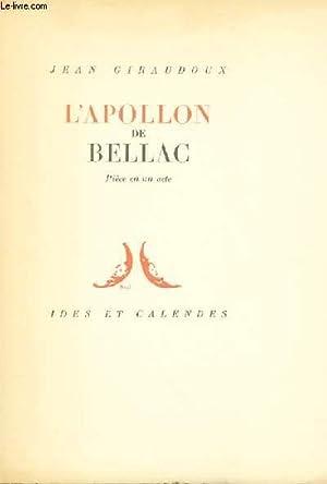 L'APOLLON DE BELLAC: JEAN GIRAUDOUX