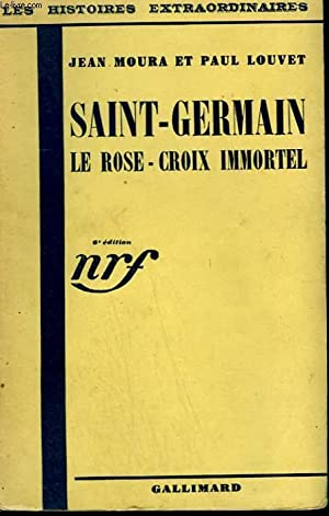 SAINT GERMAIN . LE ROSE - CROIX: MOURA JEAN ET
