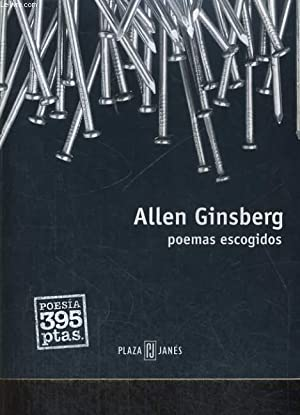POEMAS ESCOGIDOS: ALLEN GINSBERG