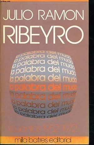 LA PALABRA DEL MUDO, CUENTOS 52/72 (TOMO 1): JULIO RAMON RIBEYRO