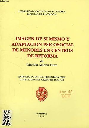 IMAGEN DE SI MISMO Y ADAPTACION PSICOSOCIAL: AMORIN FIUZA CANDIDO