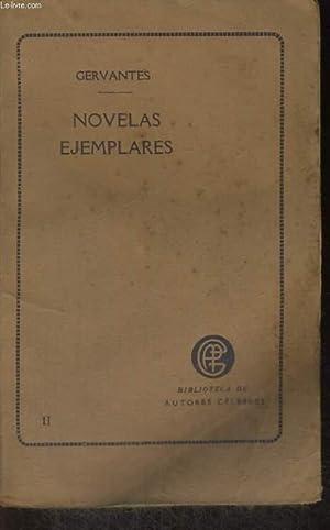 NOVELAS EJEMPLARES, TOMO II: CERVANTES