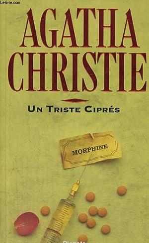 UN TRISTE CIPRES: AGATHA CHRISTIE