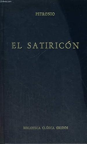 EL SATIRICON: PETRONIO
