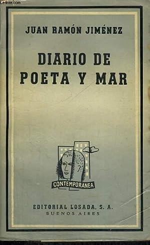 DIARIO DE POETA Y MAR: JUAN RAMON JIMENEZ
