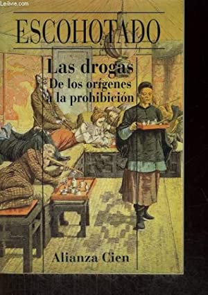 LAS DROGAS, DE LOS ORIGENES A LA PROHIBICION: ANTONIO ESCOHOTADO