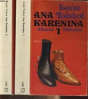 ANA KARENINA, TOMO I y II: LEON TOLSTOI