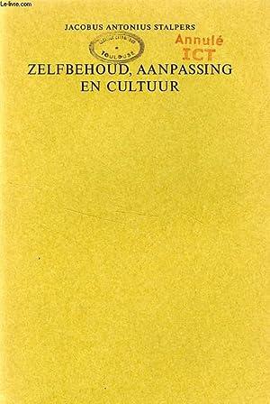 ZELFBEHOUD, AANPASSING EN CULTUUR: STALPERS JACOBUS ANTONIUS