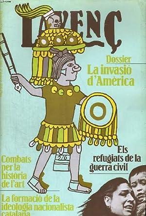 L'AVENC, REVISTA D'HISTORIA, N°63, SETEMBRE 1983, DOSSIER LA INVASIO D'AMERICA ...