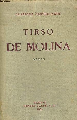 OBRAS, TOMO I: TIRSO DE MOLINA