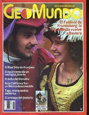 GEOMUNDO, REVISTA MENSUAL, VOL.7, N°1, ENERO 1983.: COLLECTIF