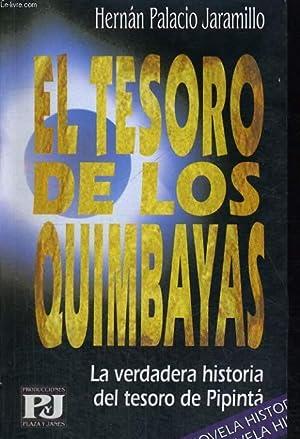 EL TESORO DE LOS QUIMBAYAS: HERNAN PALACIO JARAMILLO