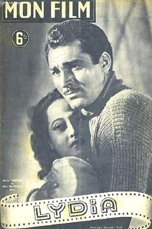 MON FILM N° 18. LYDIA avec MERLE OBERON et ALAN MARSHALL: COLLECTIF