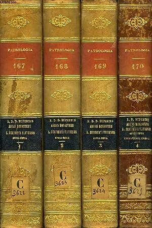 PATROLOGIAE CURSUS COMPLETUS, SERIES SECUNDA, TOMUS CLXVII: R. D. D.