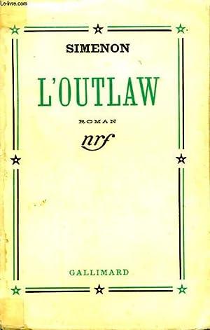 L'OUTLAW.: SIMENON .