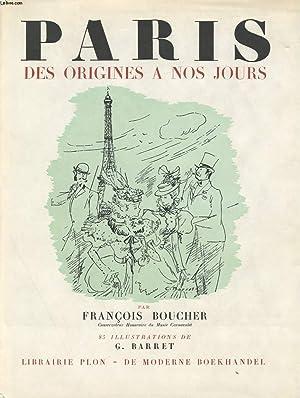 PARIS - DES ORIGINES A NOS JOURS: FRANCOIS BOUCHER