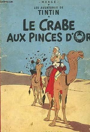 "LES AVENTURES DE TINTIN - ""LE CRABE: HERGE"