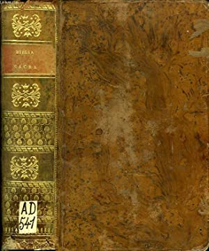 BIBLIA SACRA VULGATAE EDITIONIS, SIXTI V, ET CLEMENTIS VIII: COLLECTIF
