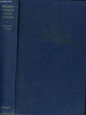 MODERN ENGLISH SHORT STORIES. SECOND SERIES.: DEREK HUDSON