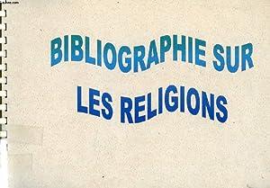 BIBLIOGRAPHIE SUR LES RELIGIONS: COLLECTIF
