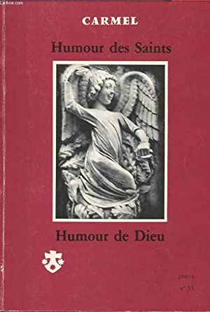 CARMEL N° 55 - HUMOUR DES SAINTS,: COLLECTIF