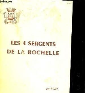 LES 4 SERGENTS DE LA ROCHELLE: BUTET