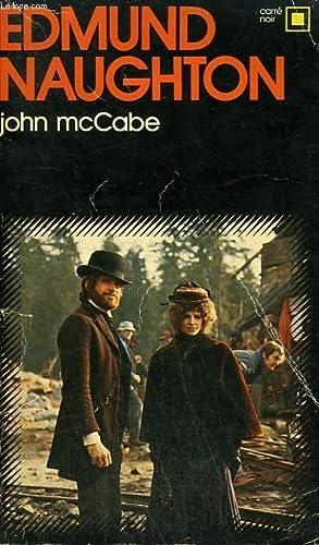 JOHN MCCABE. COLLECTION : CARRE NOIR N°: NAUGHTON EDMUND.
