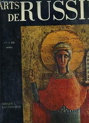ARTS DE RUSSIE NOTE DE L EDITEUR L ART DU 17ème SIECLE L ART DU 18 ème SIECLE: L ...