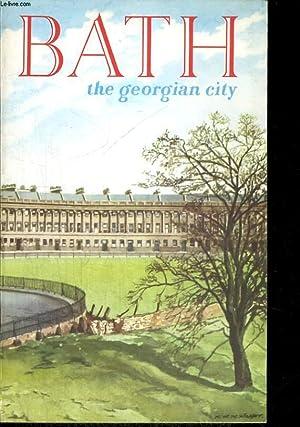 BATH. THE GEORGIAN CITY. OFFICIAL GUIDE BOOK 1958.: COLLECTIF