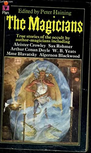 THE MAGICIANS. OCCULT STORIES. INTRODUCED BY COLIN: PETER HAINING