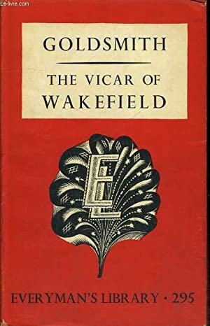 THE VICAR OF WAKEFIELD: GOLDSMITH