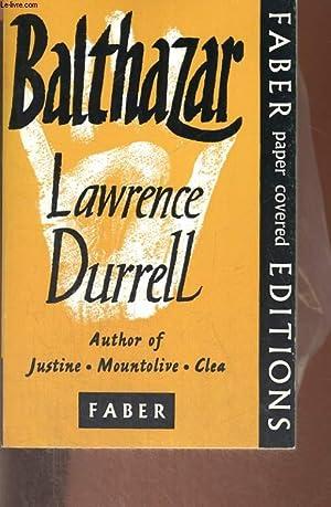 BALTHAZAR: LAWRENCE DURRELL