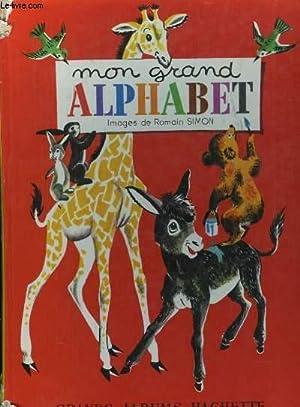 MON GRAND ALPHABET: SIMON ROMAIN