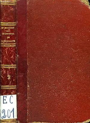 LE JOURNAL DE MARGUERITE, OU LES DEUX ANNEES PREPARATOIRES A LA PREMIERE COMMUNION, TOME II: ...
