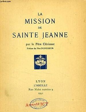 LA MISSION DE SAINTE JEANNE: CLERISSAC PERE