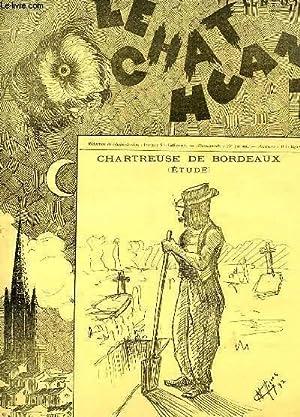 LE CHAT HUANT n°13 (extrait d'ouvrage relié) :A l'école des Beaux-Arts ...