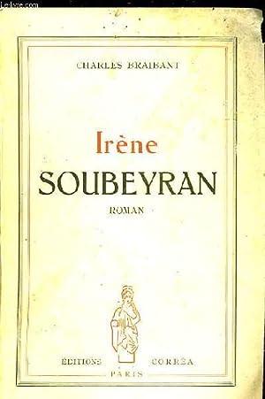 IRENE SOUBEYRAN ROMAN: BRAIBANT CHARLES