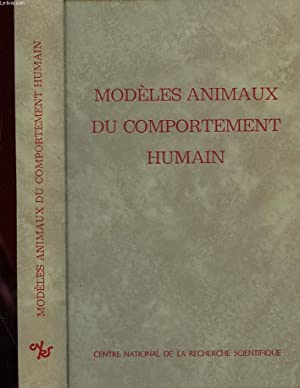 N° 198 - MODELES ANIMAUX DU COMPLRTEMENT HUMAIN: COLLECTIFC