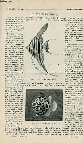 Revue des sciences et de leurs applications aux arts et à l'industrie.: LA NATURE N°2061