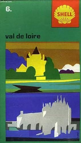 VAL DE LOIRE. CARTOGUIDE SHELL BERRE N°6: COLLECTIF