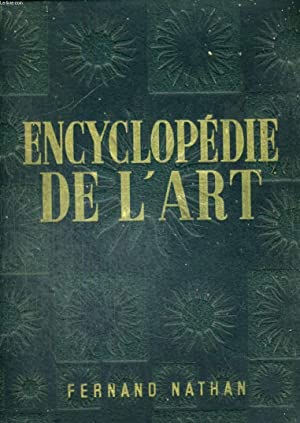 ENCYCLOPEDIE DE L'ART - LES ARTS PLASTIQUE