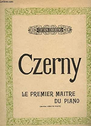 CZERNY - LE PREMIER MAITRE DU PIANO: COLELCTIF